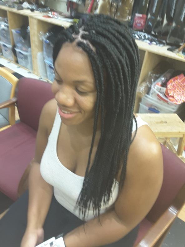 Marley braids $140 special